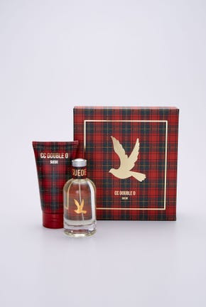 SUEDE GIFT SET BODY LOTION