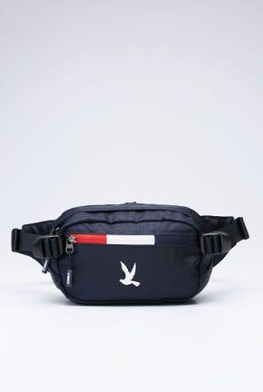 BIRD LOGO NYLON BELT BAG