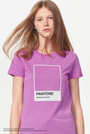50% OFF PANTONE GRAPHIC TEE