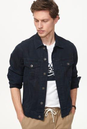 เสื้อแจ๊คเก็ตผ้าทวิล