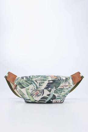 FUNCTIONAL BELT BAG WITH ALL OVER PRINTED DETAIL
