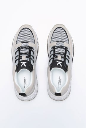 CC DOUBLE O CHUNKY SNEAKERS