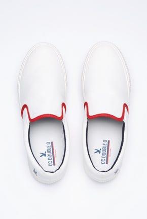 รองเท้าผ้าใบแบบสวม