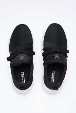 รองเท้าผ้าใบส้นหนา