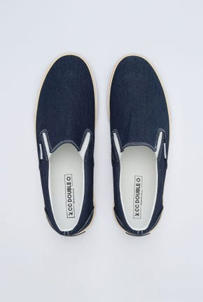 BASIC SLIP-ON SNEAKERS