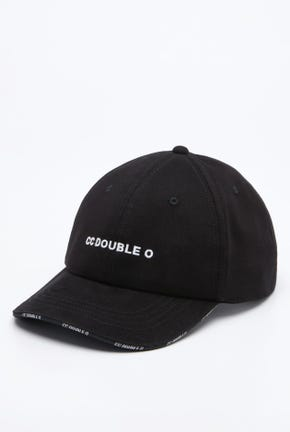 LOGO-EMBROIDERED COTTON TWILL BASEBALL CAP