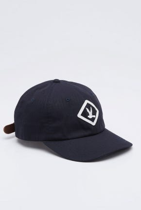 SQUARE BIRD LOGO CAP