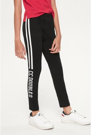 LOGO SIDE PANEL LEGGINGS