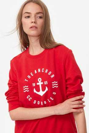 THE ANCHOR 1965 PULLOVER