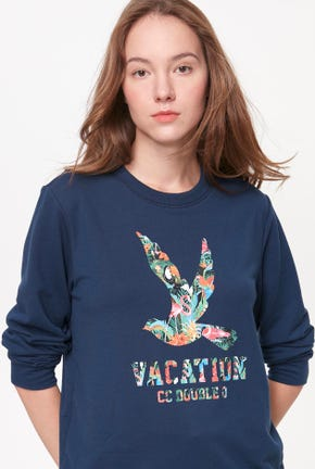 CC DOUBLE O VACATION PULLOVER
