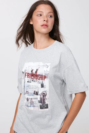 COLLAGE GRAPHIC TEE