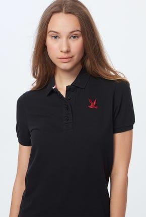 Classic Bird Logo Polo Shirt