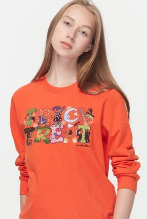 TRICK OR TREATS PULLOVER