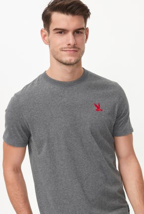 SIGNATURE MEN BIRD LOGO TEE