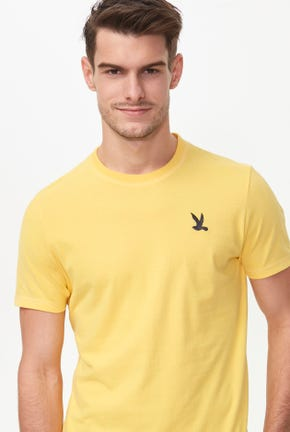 SOLID BIRD LOGO TEE