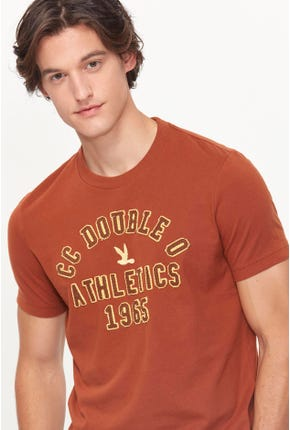 ATHLETE 1965 LOGO GRAPHIC TEE