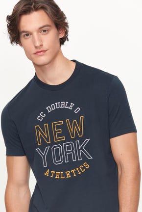 NEW YORK LOGO GRAPHIC TEE