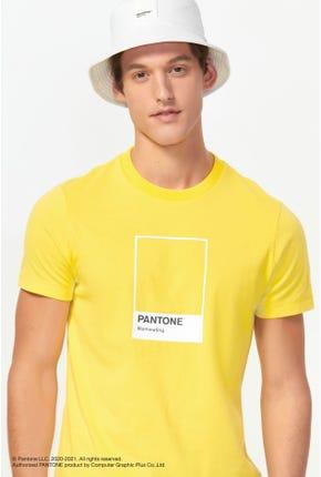 PANTONE SHORT-SLEEVED TEE