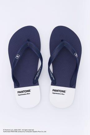 PANTONE FLIP FLOPS