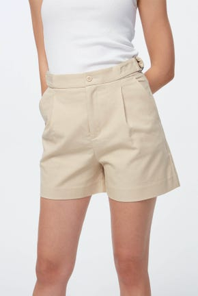 SIGNATURE SHORTS WITH ADJUSTABLE STRAP