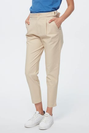 SIGNATURE PANTS WITH ADJUSTABLE STRAP