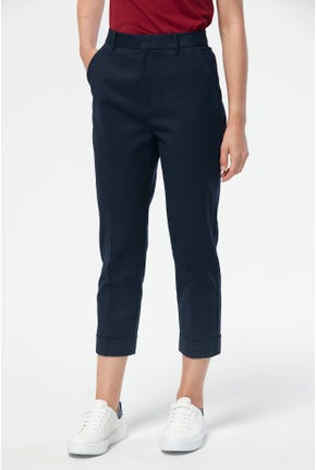 DOUBLE CUFF PANTS
