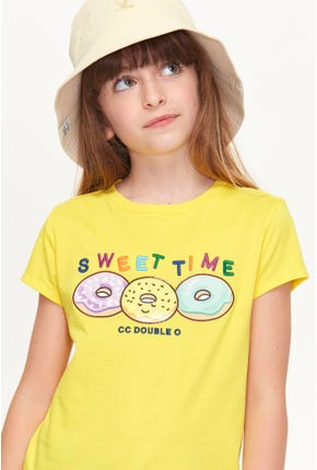 SWEET TIME DONUTS GRAPHIC TEE