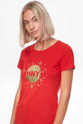 HNY GRAPHIC TEE
