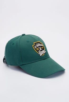 PATCH LOGO CAP